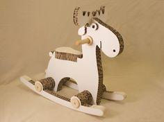 Ideas juguetes de cartón reno