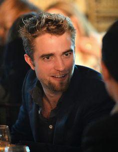 Celeb Diary: Robert Pattinson @ Go Go Gala