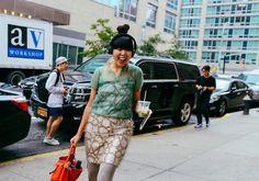 Street Style em New York Fashion Week S/S 16   Stefany