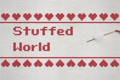 Stuffed World http://www.amazon.com/dp/B01ACNZ95K We have been stitching our way to be online just for you #StuffedWorld