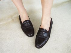 chanel loafers - I die