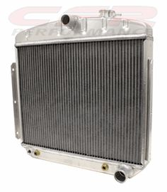 Champion Cooling  3 Row All Aluminum Replacement Radiator CC161