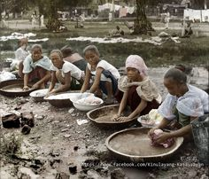 51 Old Colorized Photos Reveal The Fascinating Filipino Life Between 1900 - 1960 University Of Michigan Library, State University, Cheerleading Pyramids, Spanish Heritage, Manila Philippines, Philippines Fashion, Philippines Culture, Normal School, Filipina Girls