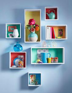 Colorinspiration / Kleurinspiratie voor thuis