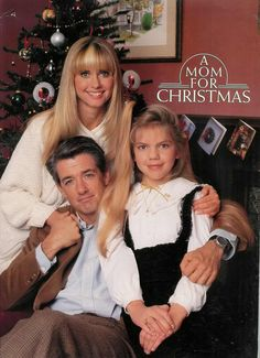 """A Mom for Christmas"" (1990) -- I remember watching this movie on the Disney Channel. Love it! 