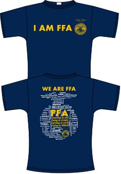 This shirt is one of the six finalist! Be sure to purchase one to help MVHS's FFA Chapter! ffa2016 Chapter Tee Contest IT'S TIME TO VOTE AGAIN! Magna Vista High School's FFA chapter has done it again!! Please vote for this shirt! Voting ends 3/17/16 at 5:00. Please help this shirt make it to the top six. 50% of the profit will go to help the MVHS FFA Chapter!