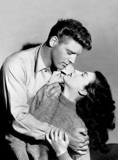 Burt Lancaster and Ava Gardner inThe Killers(1946)