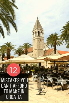 12 Things NOT to Do in Split and Dubrovnik Top Travel Destinations, Europe Travel Guide, Best Places To Travel, Cool Places To Visit, Travel Guides, Places To Go, Backpacking Europe, Vacation Travel, Cruise Vacation