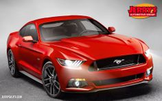 The 2015 #Ford #Mustang.  Long live the legendary pony car.  #FordMustang