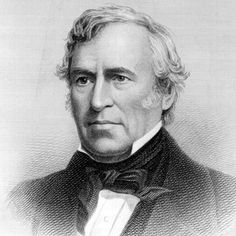 Happy Birthday to Zachary Taylor, the 12th President of the US and general during the Mexican War. (Nov 24, 1784 - June 9, 1850)