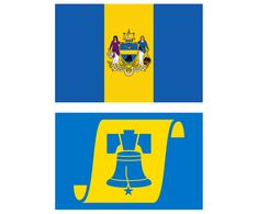 philadelphia city flag