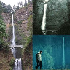 Day 49: Multnomah Falls can be seen #InTheBackground of the baseball scene (and end credits) and is one of our favorite Twilight filming locations. #fmsphotoaday #ayearoftwilight