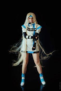 Millia Rage cosplay by Kawaielli.deviantart.com on @DeviantArt