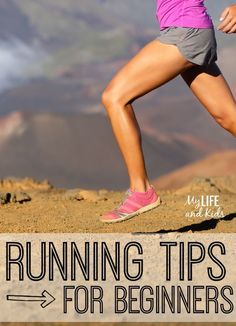 Thinking about running? 20 GREAT running tips for beginners. Running is a great form of exercise, and with these 20 tips, you'll be a runner in no time! (#10 was brand new to me!) #RunningGearsTips