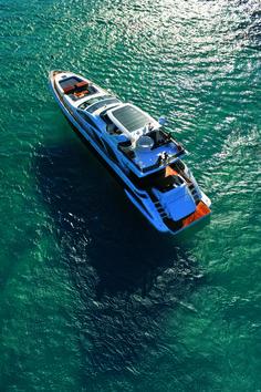 Azimut Leonardo 100 :: Yacht parts & Watermakers :: www.seatechmarineproducts.com