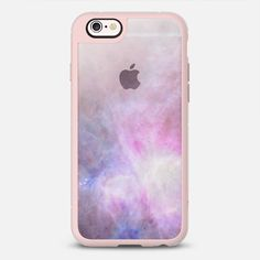 """Whoa. Check out this design on Casetify! """"The Purple Density Of The Universe"""" by Barruf (transparent case)  #purple #space #universe #pink #iphone #android #phonecases"""