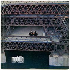 Nanna Ditzel, Aagaard Andersen, Rolf Middelboe, Louis Schnakenburg, Svend Erik Møller [Editors]: Mobilia no. 144. Snekkersten, Denmark: Mobilia, July 1967.