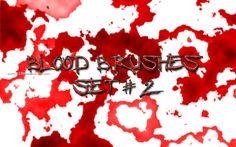 Blood 10 - Download  Photoshop brush http://www.123freebrushes.com/blood-10/ , Published in #BloodSplatter, #GrungeSplatter. More Free Grunge & Splatter Brushes, http://www.123freebrushes.com/free-brushes/grunge-splatter/ | #123freebrushes
