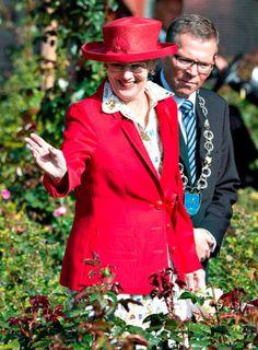 Queen Margrethe and Prince Henrik sailed to Vesthimmerlands Kommune.