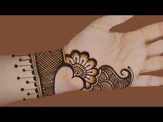 Mehandi Design For Hand, Mehndi Designs Front Hand, Mehandhi Designs, Mehndi Designs For Kids, Henna Tattoo Designs Simple, Simple Arabic Mehndi Designs, Mehndi Designs Feet, Stylish Mehndi Designs, Mehndi Designs Book