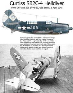 Curtiss SB2C-4 Helldiver