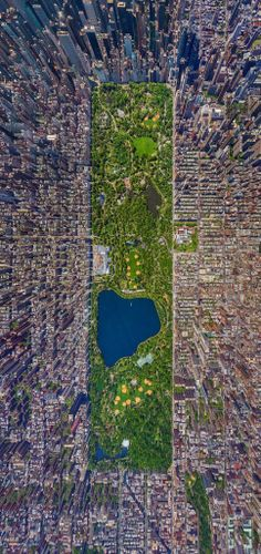 Central Park is an urban park in the eastern portion of the central-upper West Side of Manhattan in New York City.