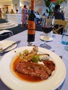"""Cena, Ristorante """"Cliff Bay Resort Hotel"""", Funchal Madeira Portugal (Luglio)"""