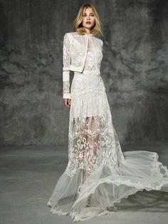 Couture-Brautkleider von Top-Designern | miss solution Bildergalerie - Sants by…