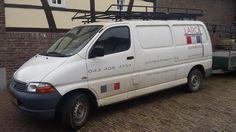 Bedrijfswagen LARO Bouw