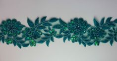 Handmade-Embroidered-Corded-Beaded-Edging-Motifs-Trim-3-width-M-Teal-15