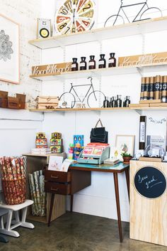 The Woodsfolk, a sweet new homewares and gift store in Hawthorn, Australia