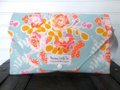 Small Diaper Clutch BEST SELLER with Travel by PreciousLittleTot, $37.99