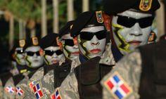 República Dominicana celebra su día de la independencia con un majestuoso desfile militar