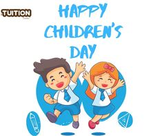 This children's day let's give them the opportunity to open their wings and fly high to achieve their goals. Home Tutors, Happy Children's Day, Child Day, Opportunity, Wings, Family Guy, Goals, Fictional Characters