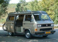 Volkswagen T3 Westfalia Vanagon California