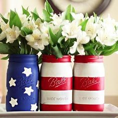 Happy Memorial Day! It is such a blessing to live in a country where so many men and women willingly fight for our freedoms everyday.  Thank you to all our armed forces and veterans!  #memorialday #usa #touchofwhimsy #redwhiteandblue