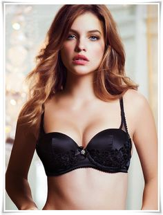 Barbara Palvin for Victoria's Secret Lingerie October 2013 - 20