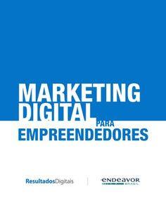 Livro Marketing Digital para empreendedores - Ebook da Endeavor