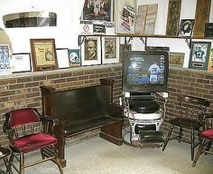 man cave You Should Be Watching: DIY Networks Man Caves