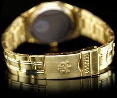 Pánské hodinky - Perfect Midas, zlaté Bracelets, Jewelry, Jewlery, Bijoux, Schmuck, Jewerly, Bracelet, Jewels, Jewelery