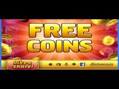 Slotomania hack 2017 / Unlimited coins for android & ios / 100% proof
