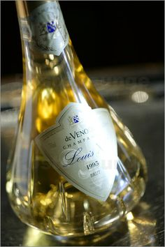 De Venoge Louis XV Champagne.