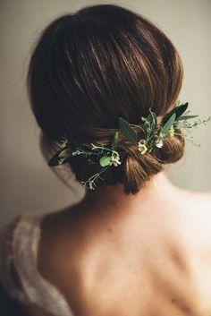 """Sutida von """"Schönste Braut"""" hat mir diese Frisur an unserem großen Tag gezaubert. Foto: Marco Heßdörfer"""