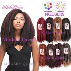 2016 Afro Kinky Curly Twist Marley Braid Hair Extension 18inch 100g Kinky Crochet Hair Braids Synthetic Hair Extensions Kanekalon Twist Braiding From Modernqueen888, $7.92 | Dhgate.Com Marley Braids, Marley Hair, Afro Twist Braid, Braid Hair, Synthetic Hair Extensions, Braid In Hair Extensions, Crochet Hair Styles, Braided Hairstyles, Dreadlocks