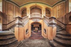 Abandoned Buildings Matthias Haker.