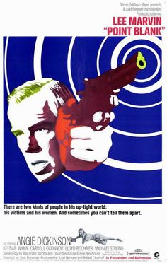 Point Blank (1967) - Lee Marvin DVD
