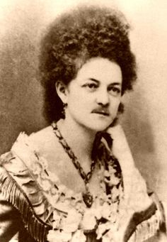 Eleanore Dumont, better known as Madame Mustache, was one of the first known professional blackjack players in American history and, for over three decades, made her name famous across the mining camps of the American West. She was thought to have been born in New Orleans, Louisiana in about 1829 but, for whatever reasons, made her way west during the California Gold Rush. Known as Simone Jules, a petite and pretty French woman.