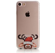 "Impressly Luxury iPhone 7 Case ""Rudolf"""