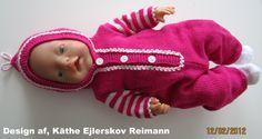 Baby born Opskrift nr. 25
