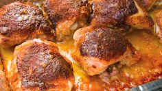 Smørbakte kyllingoverlår